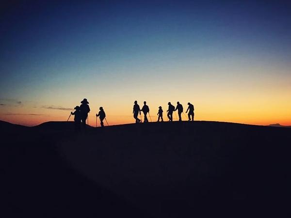 宁夏两天沙漠穿越